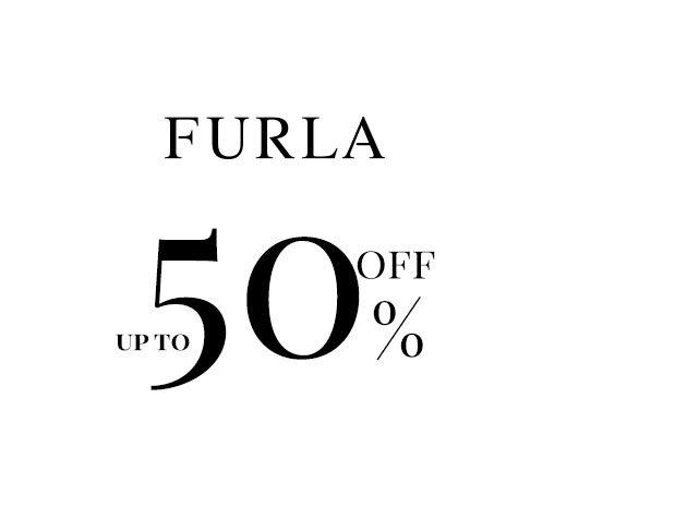 Продукти с марката Furla с до -50% намаление